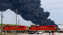 Massive 4-day fire at Texas petrochemicals facility finally extinguished