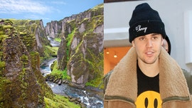 Justin Bieber blamed for tourism boom at Iceland canyon, now closed to visitors