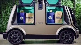 Self-driving cars begin transporting groceries to Texas homes
