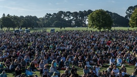 Thousands attend New Zealand vigil to remember Christchurch victims and protest racism