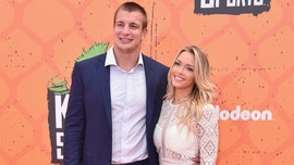 Gronkowski girlfriend posts loving message after retirement announcement