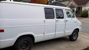 This 1978 Dodge surveillance van is the creepiest vehicle on Craigslist