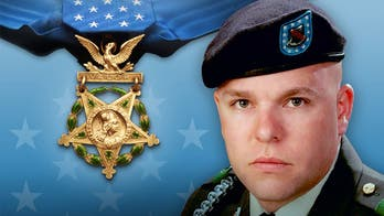 Medal of Honor for Travis Atkins, a great soldier and father