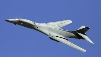 Air Force grounds B-1 bomber fleet over ejector-seat issue