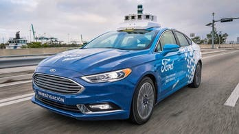 Ford to build electric cars at Mustang plant, autonomous vehicles nearby