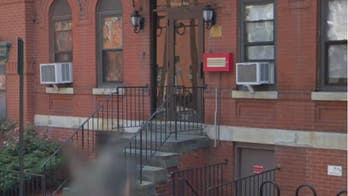 Google Maps car in New Jersey captures man's brutal fall down apartment steps