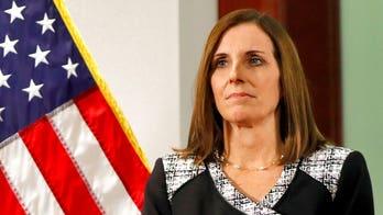 Sen. McSally explains why she called CNN reporter a 'liberal hack'