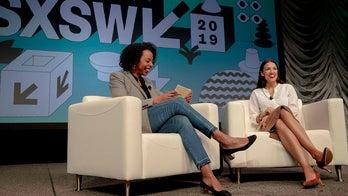 Ocasio-Cortez draws bigger crowd at SXSW than 2020 candidates Warren, Klobuchar