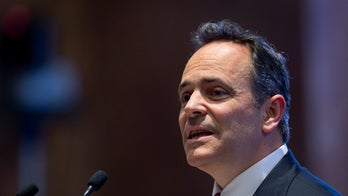 Republican Gov. Matt Bevin aims to make Kentucky history with this year's re-election bid