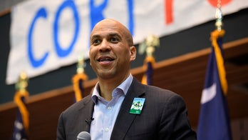 Cory Booker says Trump's out to make 2020 about hate