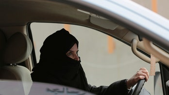 Saudis release three women's rights activists from jail temporarily amid international pressure