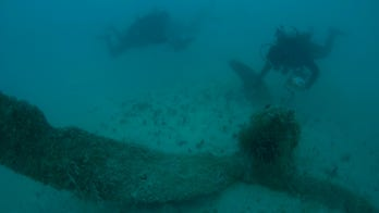 Wreck of US WWII B-24 bomber discovered 74 years after it plunged into the sea off Bermuda