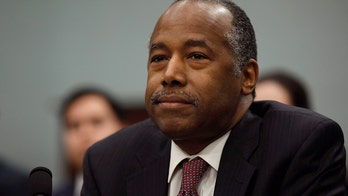 Carson clashes with Dems over proposal to block illegal immigrants from public housing