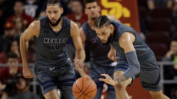 Nevada men's basketball stars credit their mother with getting them this far: 'That's why we are who we are'