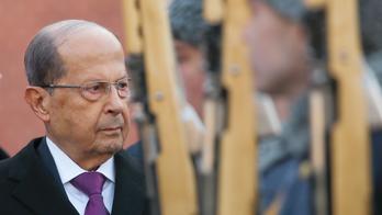 Lebanese president to meet Putin in Moscow