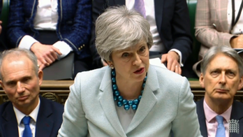 The Latest: EU Parliament official sees 'Brexit revolt'