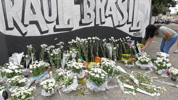 Brazil school reopens after deadly shooting