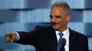 Eric Holder goes on MAGA attack: 'Exactly when did you think America was great?'
