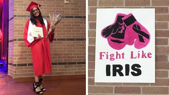 Texas teen with cancer gets wish to graduate high school in special ceremony