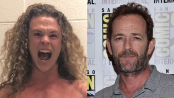 Luke Perry's son makes wrestling return for first time since actor's death