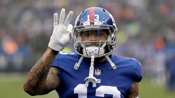 Teen's elation over Odell Beckham Jr. trade to Cleveland Browns draws police response