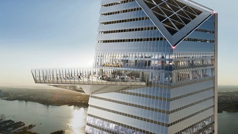 'New York Edge' observation deck to be tallest in Western Hemisphere: 'Lean out over Manhattan'