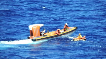 Cruise passengers praise ship's crew, Coast Guard for rescuing plane-crash victims: 'Incredible work'