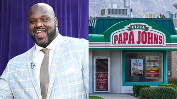 Papa John's announces Shaquille O'Neal as new board member, ambassador for brand