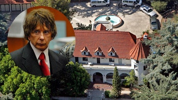 Phil Spector's infamous Los Angeles estate selling for $5.5 million
