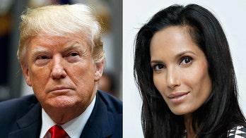 'Top Chef' host Padma Lakshmi cooks Donald Trump, calls him a 'lunatic with a lot of power'