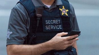 Secret Service arrests man outside Israeli Embassy wearing bulletproof vest and carrying knife