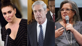 Hollywood stars apoplectic over Mueller probe findings: 'You can't indict a ham sandwich'