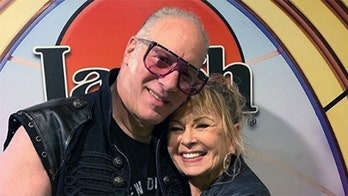 Roseanne Barr returns to stand-up comedy stage with Andrew Dice Clay