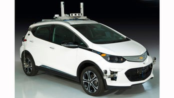 GM's self-driving car added to The Henry Ford museum collection