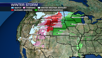 Seventy million people in path of winter storm in Plains states
