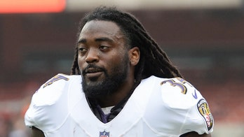 Baltimore Ravens waive running back Alex Collins following car crash arrest