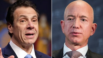 Cuomo appeals to Bezos to bring Amazon back to NYC: report