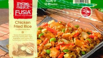 Chicken fried rice skillet meals recalled over undeclared allergens
