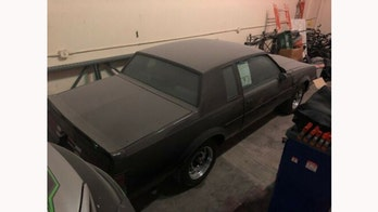 'New' 1987 Buick Grand national being sold on Ebay was stored 32 years
