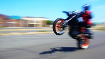 Florida motorcyclist killed after popping a wheelie