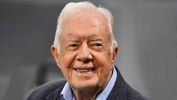 Jimmy Carter says he hopes 'there's an age limit' for presidency in apparent jab at Biden, Sanders