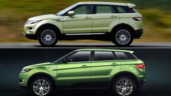 Land Rover wins the clone wars after court rules Chinese automaker copied its Evoque SUV