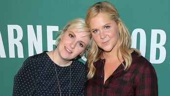Lena Dunham and Amy Schumer bonded over their respective Internet hate