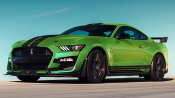 Performance enhancing pigment? 2020 Ford Mustang's Grabber Lime paint is 'on steroids'