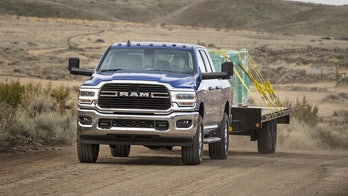 Lone Star Ram Heavy Duty pickup is a truck just for Texas
