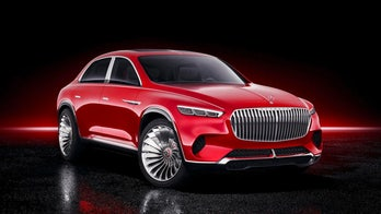 $200,000 Maybach SUV to be built in Alabama, report says