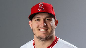 Los Angeles Angels star Mike Trout agrees to record 12-year contract