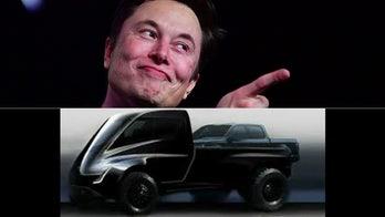 Elon Musk calls Ram pickup 'puny' in response to raunchy parody Twitter account