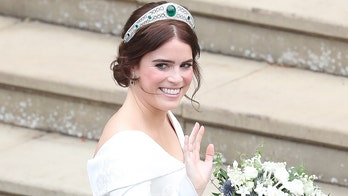 Princess Eugenie shares adorable new photos of son August: 'The best present I could ask for'