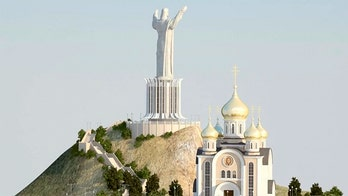 Huge statue of Jesus planned for Russian site once set aside for Lenin